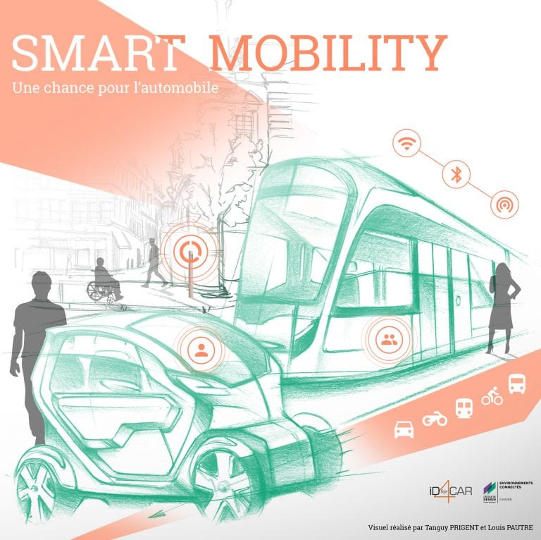 iD4TECH Smart Mobility, une chance pour l'automobile